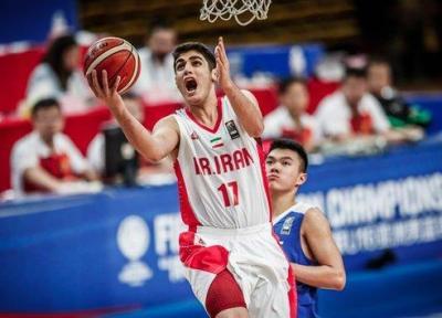 گزارش فیبا از سه بسکتبالیست جوان ایران