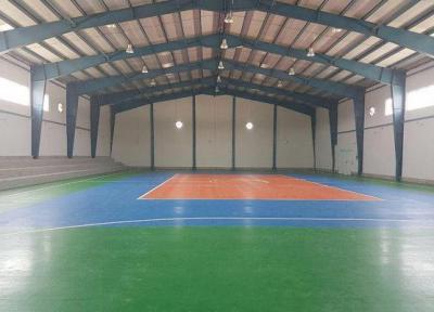 60 واحد آموزشی چهارمحال وبختیاری دارای فضای ورزشی سرپوشیده هستند