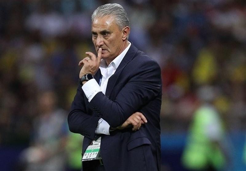 تیته: ترامپ باید بداند برزیل 5 بار قهرمان جام جهانی گردیده است