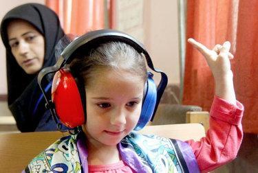 بررسی شایع ترین اختلالات شنوایی بچه ها