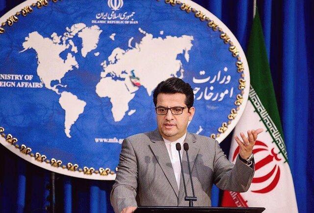 توضیحات سخنگوی وزارت خارجه در مورد علت عدم درج مهر ورود در گذرنامه اتباع سعودی