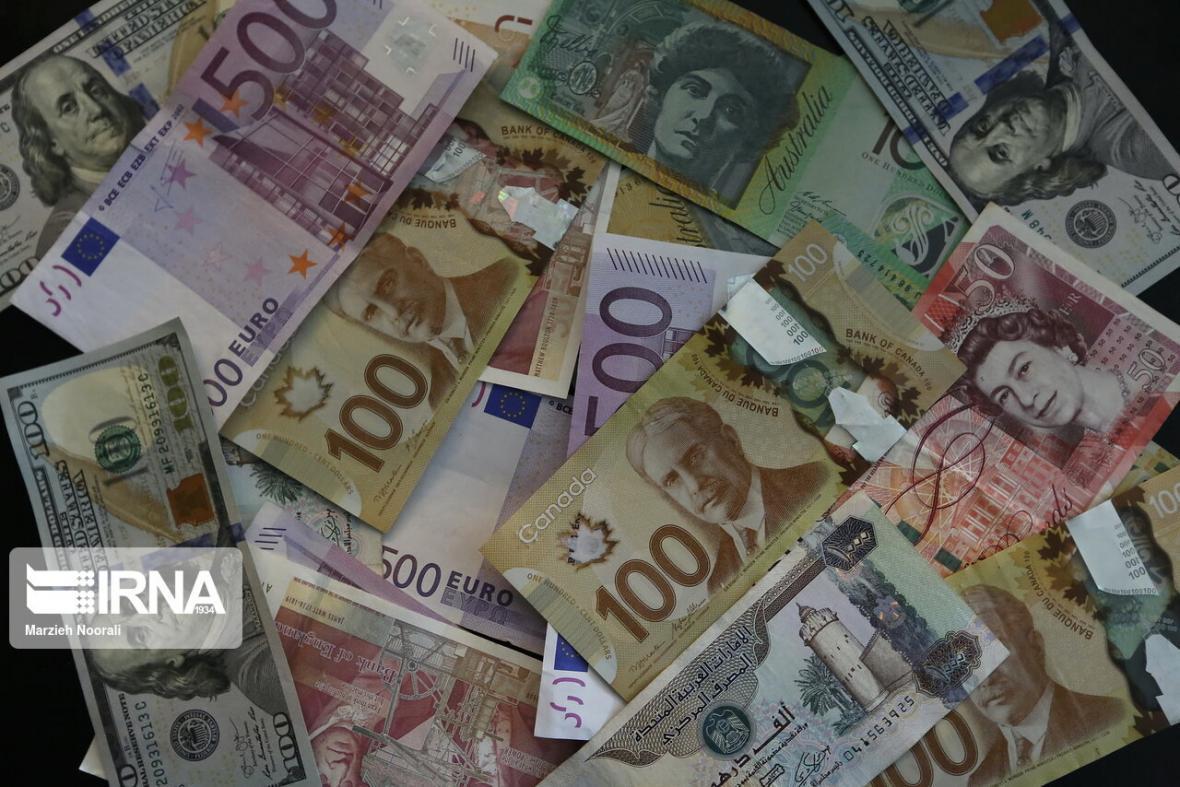 خبرنگاران بهای رسمی 24 ارز رشد کرد
