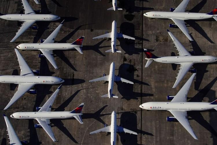 گزارش خواندنی از لشکر هواپیماهای خاموش!