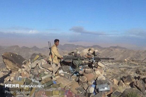 تداوم عملیات ارتش و کمیته های مردمی یمن برای تسلط بر مأرب