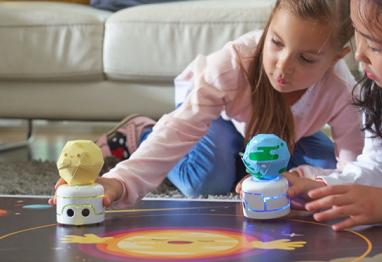 آموزش کدنویسی به بچه ها با روبات هوشمند