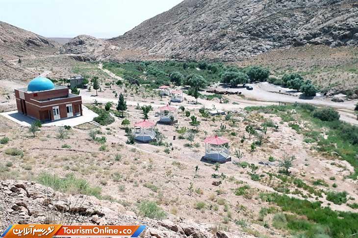 اجرای عملیات برق رسانی به پارک تنگه گزی جاجرم