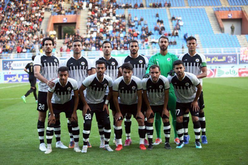 بازیکنان تیم فوتبال نفت مسجدسلیمان تمرین نکردند