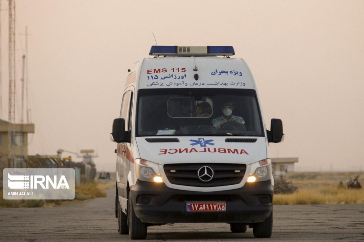 خبرنگاران تیم&zwnjهای حوزه سلامت در حال خدمت به آسیب&zwnjدیدگان از سیل هستند