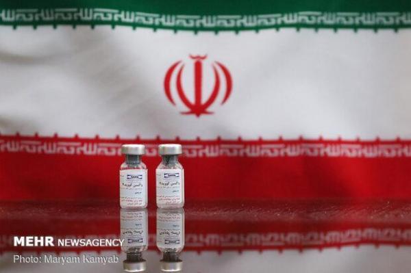 تست انسانی واکسن ایرانی کرونا شروع شد، رونمایی از کووایران