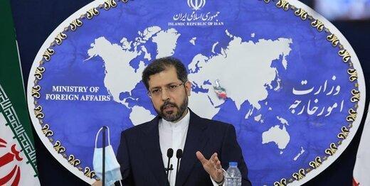 اظهارات سخنگوی وزارتخارجه ایران درباره آخرین شرایط کشتی کره ای