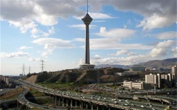 کیفیت هوای تهران بعد از 10 روز آلودگی پیاپی، سالم شد